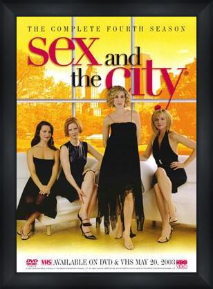 Sex and the city dvd season 4